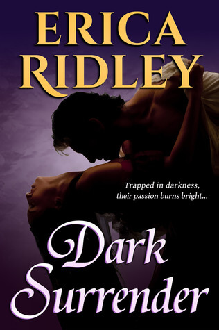REVIEW:  Dark Surrender by Erica Ridley