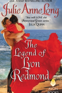 JOINT DISCUSSION: The Legend of Lyon Redmond by Julie Anne Long