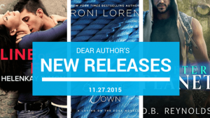 New Releases, Week of October 27, 2015