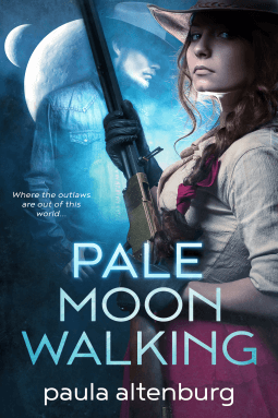 REVIEW:  Pale Moon Walking by Paula Altenburg