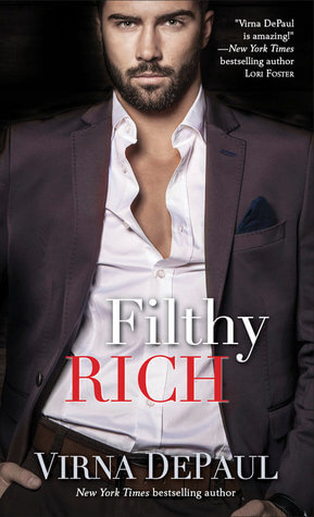 REVIEW: Filthy Rich by Virna DePaul