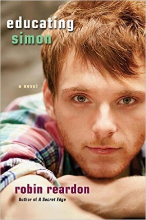 REVIEW:  Educating Simon by Robin Reardon
