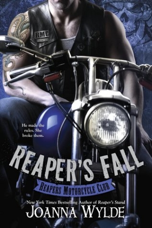REVIEW:  Reaper's Fall by Joanna Wylde