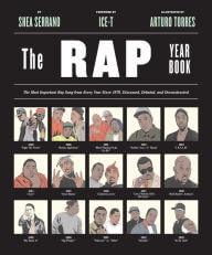 Friday News: The Rap Year Book, that tea video, Jewel v. NSA, and Prufrock comic