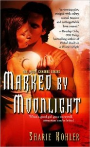 Marked by Moonlight by Sharie Kohler